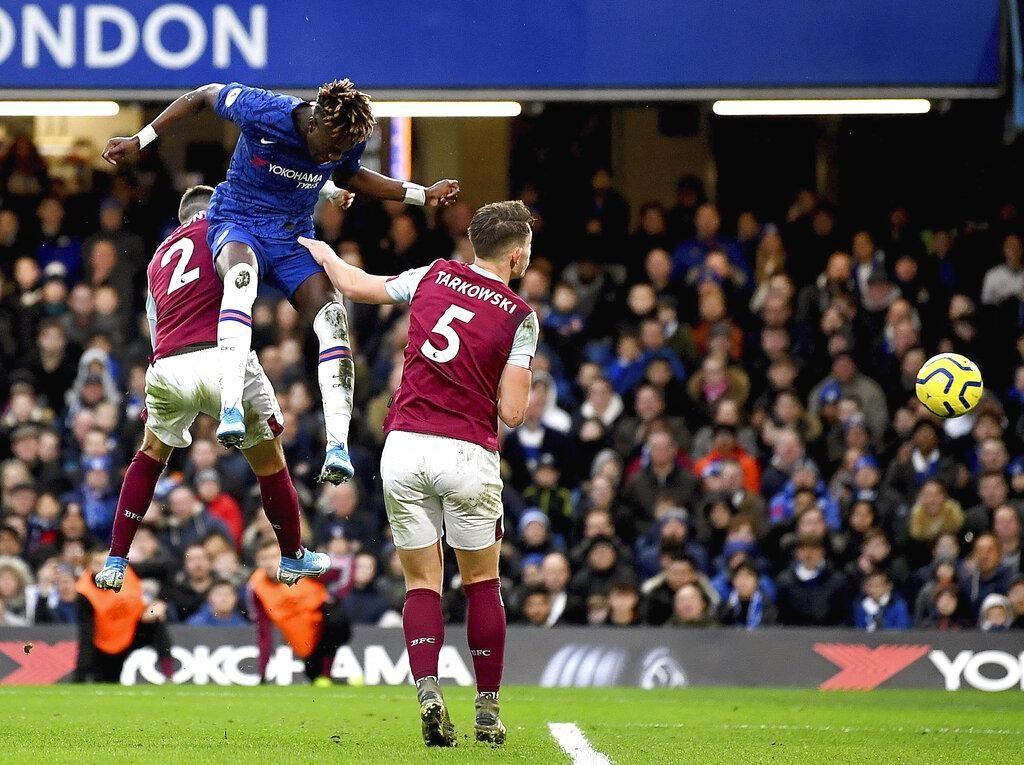 Chelsea Vs Burnley: Dominan, Si Biru Menang Telak 3-0