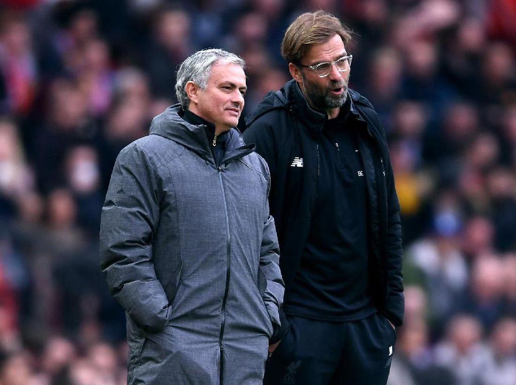 Klopp Vs Mourinho, Siapa Lebih Baik... Saat Masih Aktif Bermain?