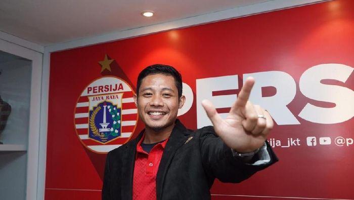 Persija Jakarta merekrut Evan Dimas Darmono. (Foto: dok, Persija Jakarta)
