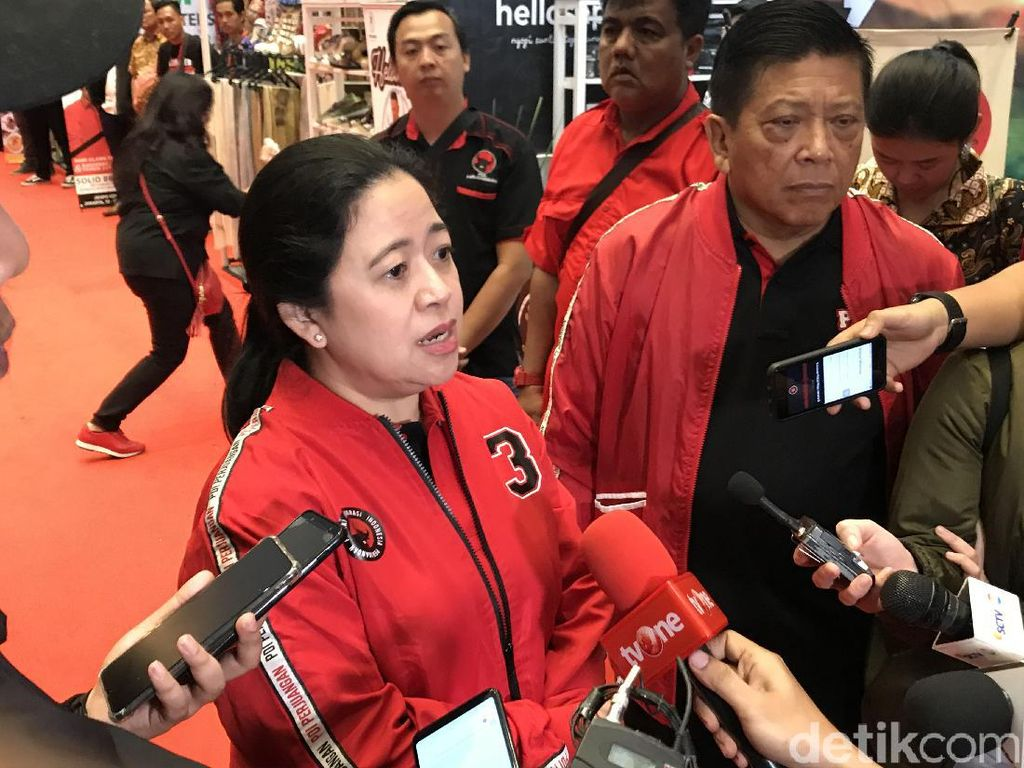 Puan soal PAW F-PDIP: Surat Masuk ke DPR Baru Juliari dan Yasonna