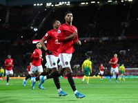 Man United Vs Norwich City: Rashford Dua Gol, MU Menang 4-0
