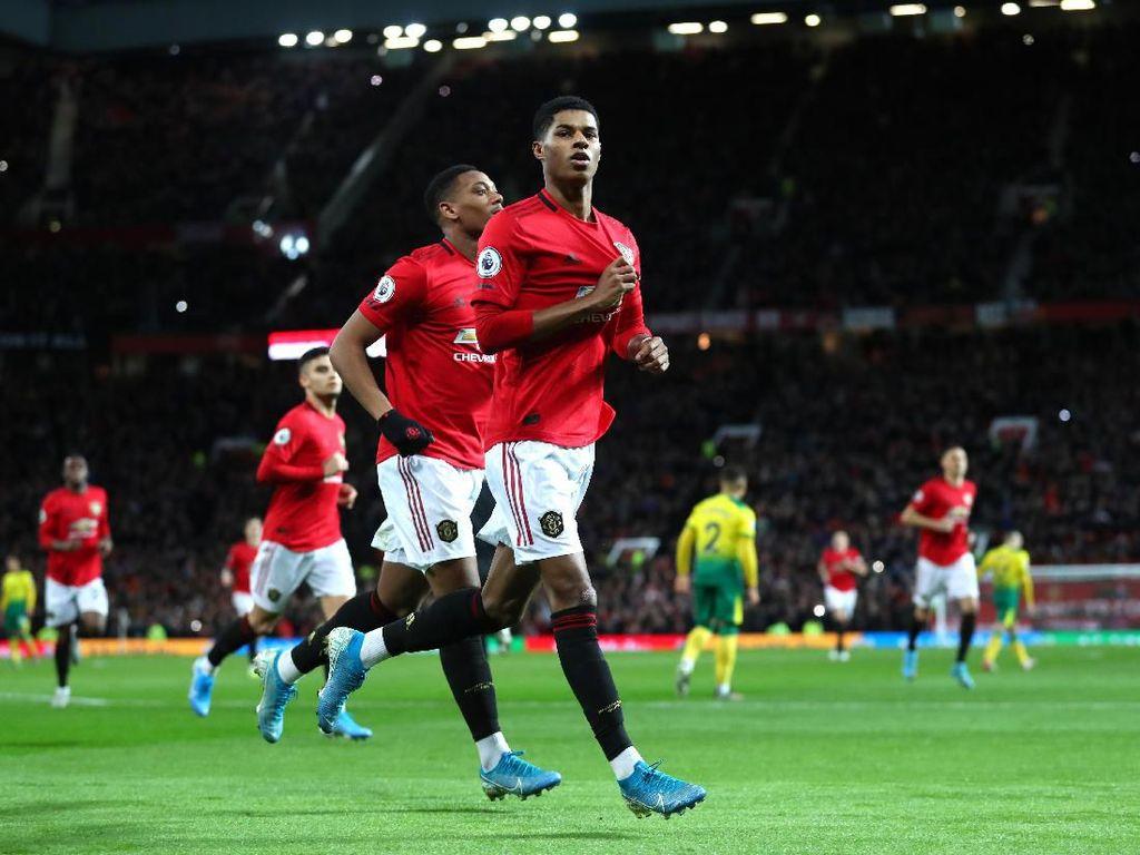 Klopp Yakin MU Lolos ke Liga Champions Musim Depan