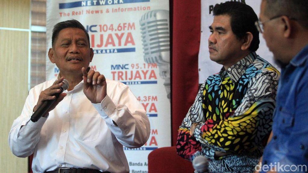 Diskusi Gebrakan Pimpinan KPK yang Baru