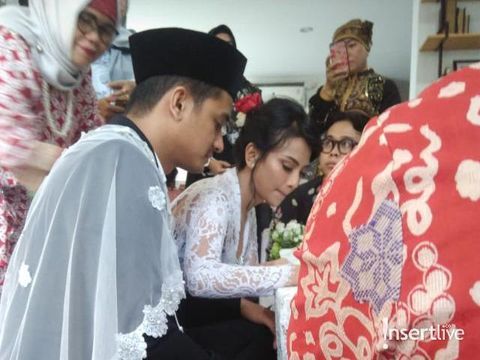 Bahagia Vanessa Angel Menikah Ini Harapan Doddy Sudrajat