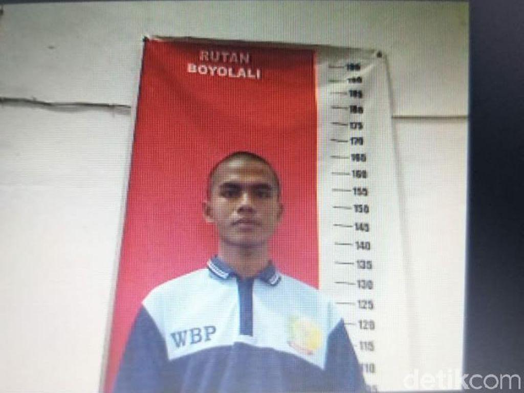 Napi Kasus Perampokan Kabur dari Rutan Boyolali