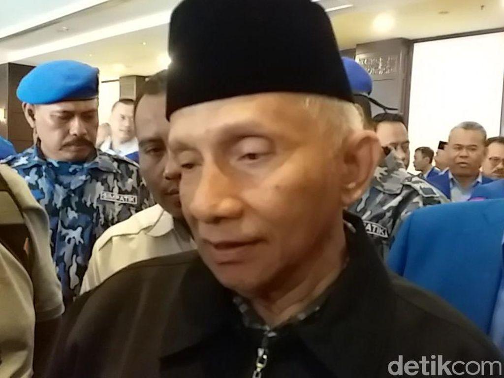 Pak Amien Rais, Partai Ummat Dapat Duit dari Siapa?