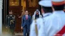 Bertemu Jokowi, Putra Mahkota UEA Mau Investasi di Ibu Kota Baru