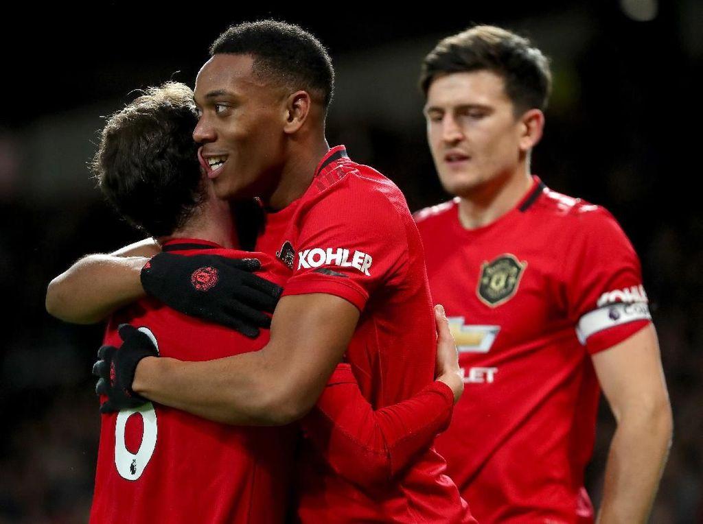 6 Catatan Sip Lawan Burnley Dukung Man United untuk Bangkit