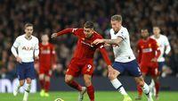 Delapan Fakta Usai Duel Tottenham Vs Liverpool