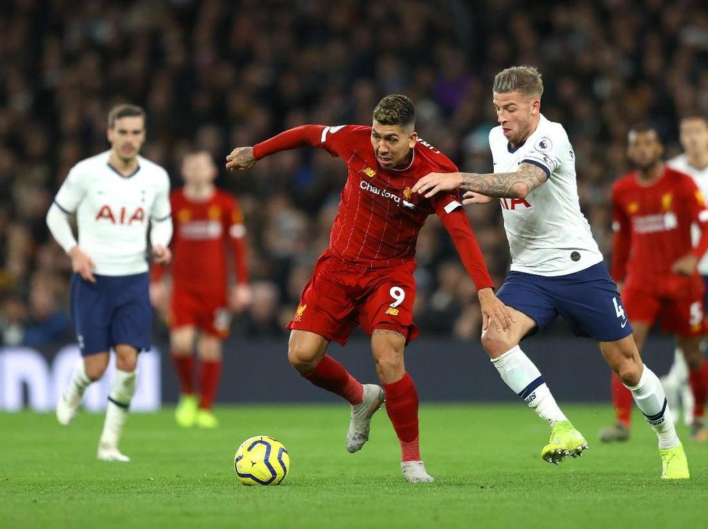 Link Live Streaming Liverpool Vs Tottenham