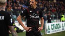 Zlatan Ibrahimovic: Pemain Tua yang Bertenaga