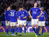 Leicester City Takluk 1-2 dari Southampton di Kandang