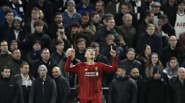 Firmino, Bintang Liverpool yang Kerap Terlupakan