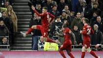 Liverpool Bikin Rekor Poin Eropa Usai Kalahkan Tottenham