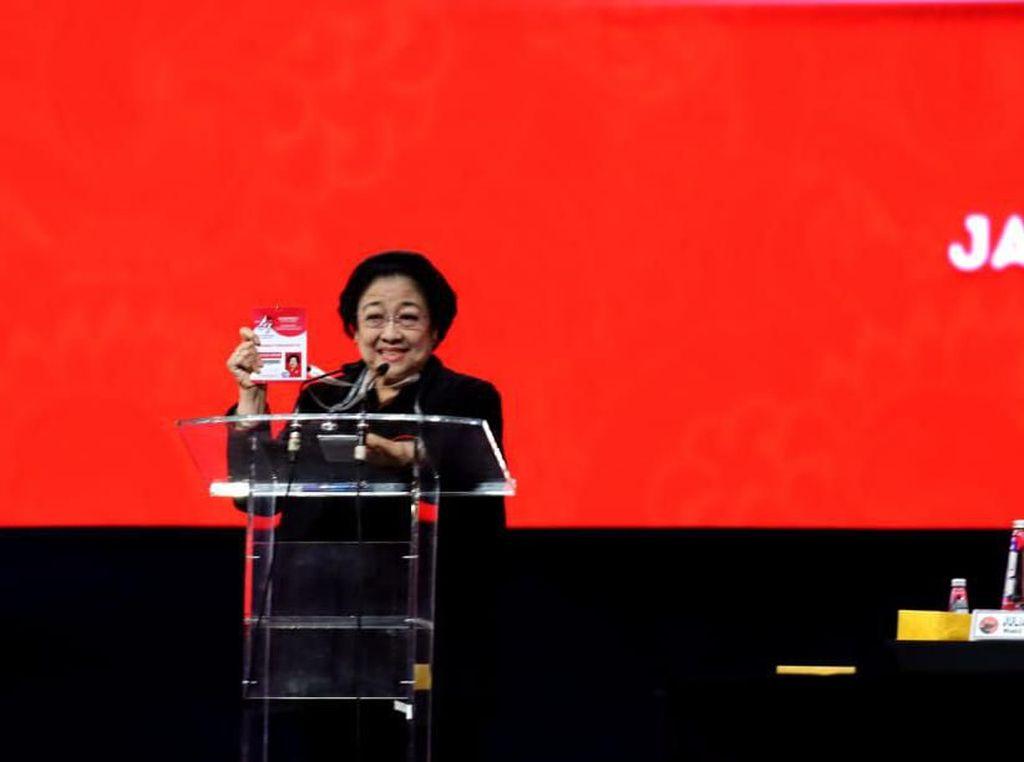 Megawati Soroti Halte TransJ Dibakar, Biaya Bikinnya Bisa Rp 3 M