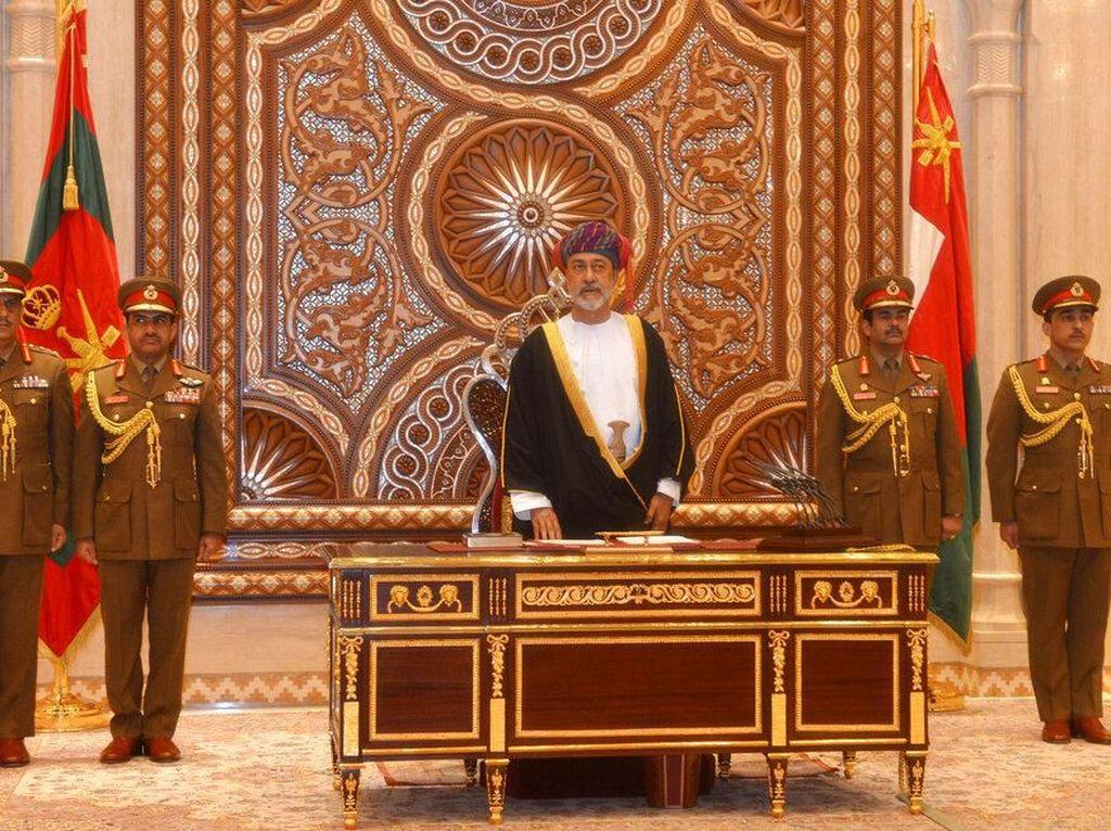 Ini Haitham bin Tariq al-Said Pengganti Sultan Qaboos Wafat