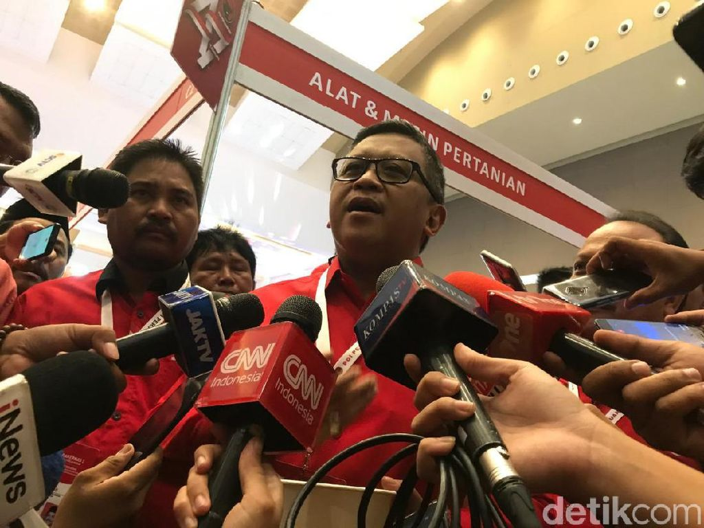 KPU Sebut PDIP 3 Kali Bersurat Usul PAW Harun Masiku, Ini Kata Hasto