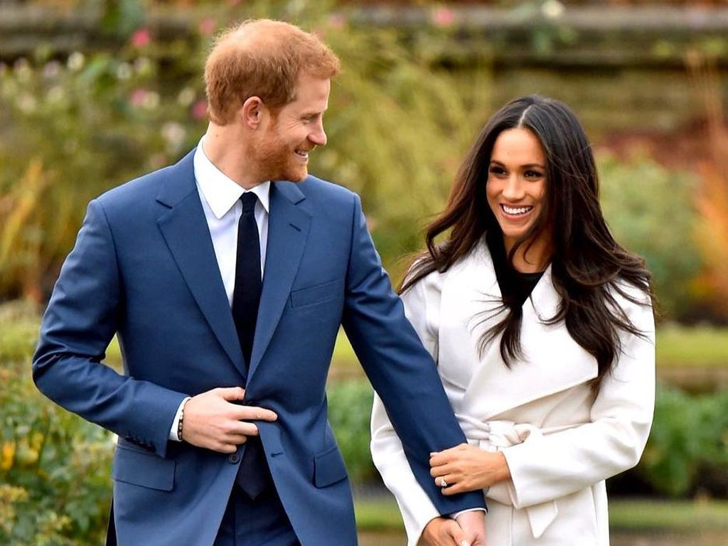 Meghan Markle dan Pangeran Harry Tolak Undangan Oscar 2020