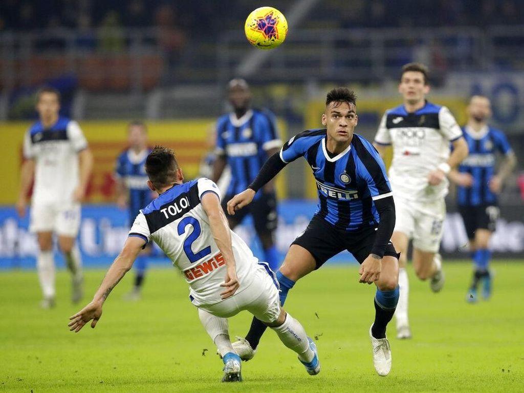Atalanta Vs Inter, Duel Tim Tertajam Lawan Pertahanan Terbaik