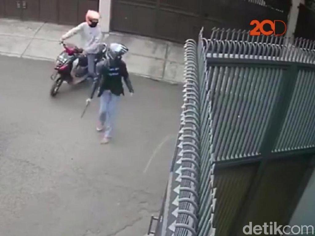 Polisi Minta Pelaku Pembacokan Brutal di Bandung Serahkan Diri