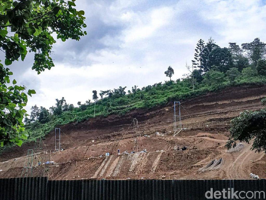 Ridwan Kamil Minta Proyek Resor Mewah di KBU Dihentikan