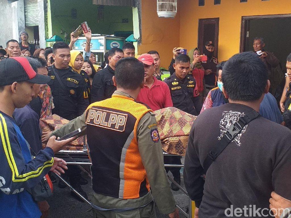Seorang Pelajar di Surabaya Ditemukan Gantung Diri di Kamarnya
