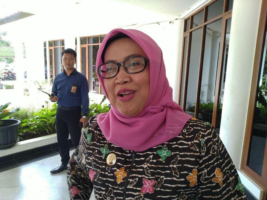 Pemkab Bogor Akan Siapkan Hunian Sementara Pengungsi Longsor Sukajaya