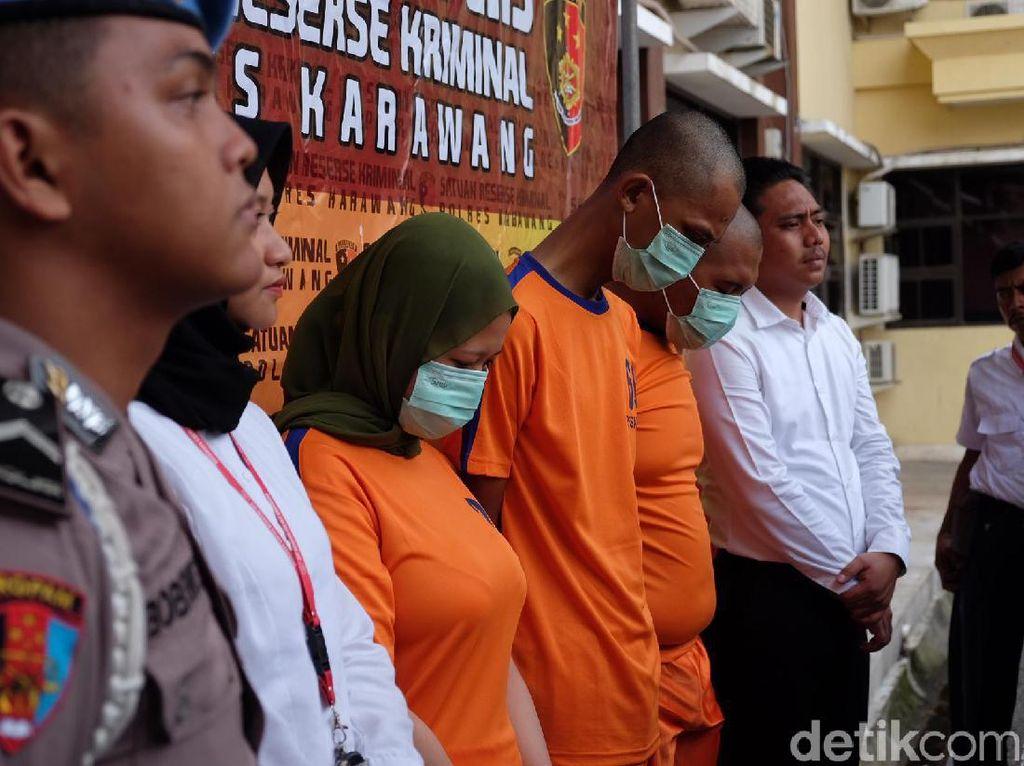 Sadis, Perampok Bakar Pemuda Modus PSK Online Rekam Korban yang Kesakitan