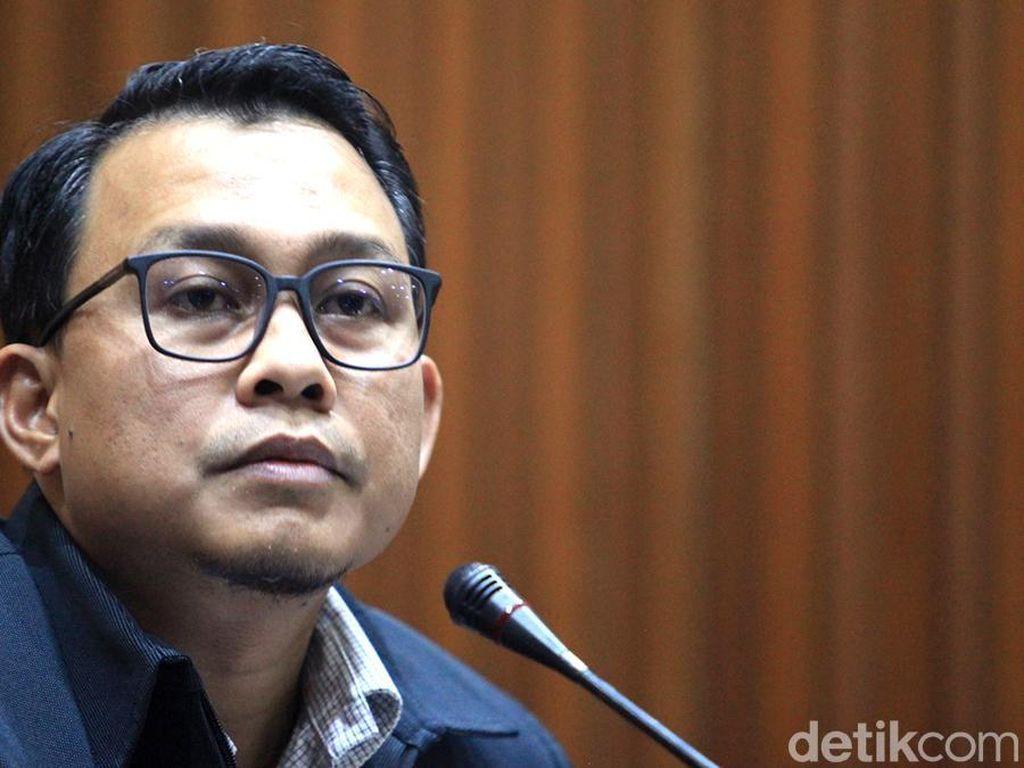 KPK Tetap Yakin Pengacara Lucas Halangi Penyidikan Kasus Eddy Sindoro!