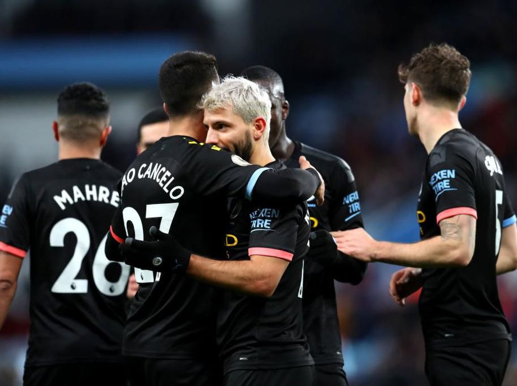 Video City Pesta Gol 6-1 di Markas Aston Villa