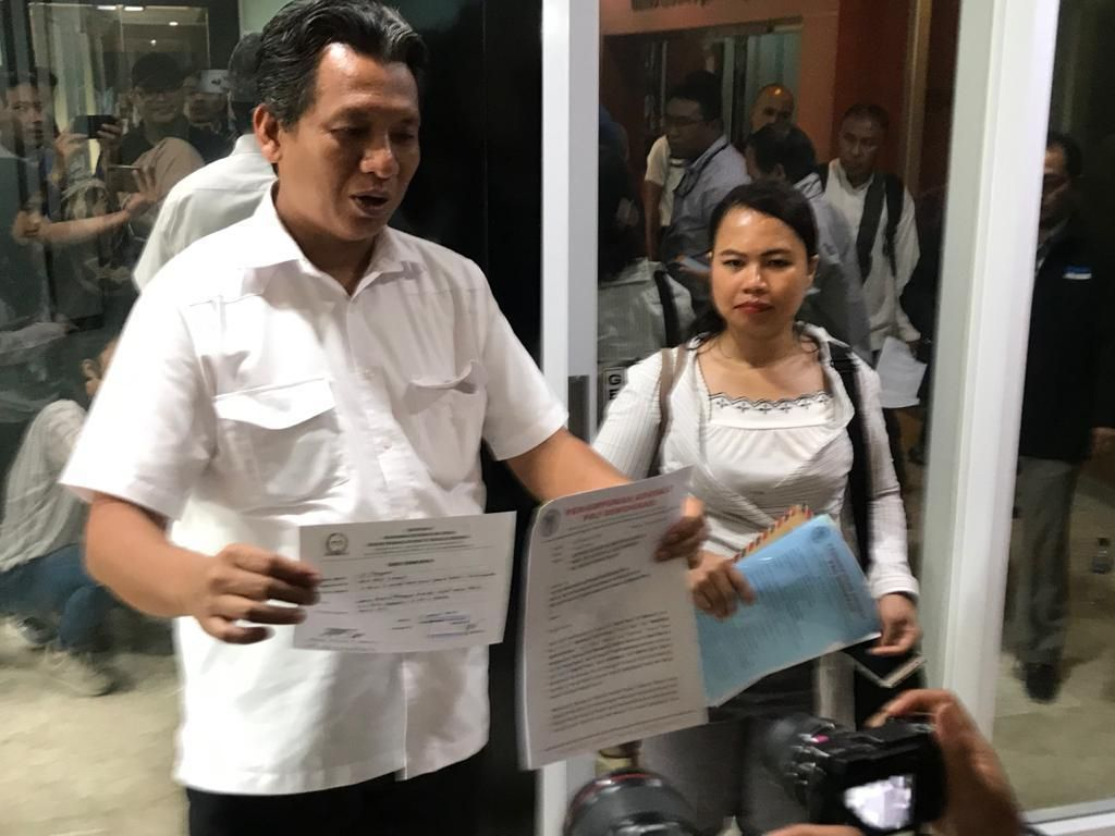 Wakil Ketua DPR Azis Syamsuddin Dilaporkan ke MKD soal Kasus DAK