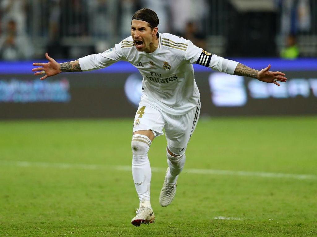 Met Ultah Ramos, Masih Betah di Real Madrid?
