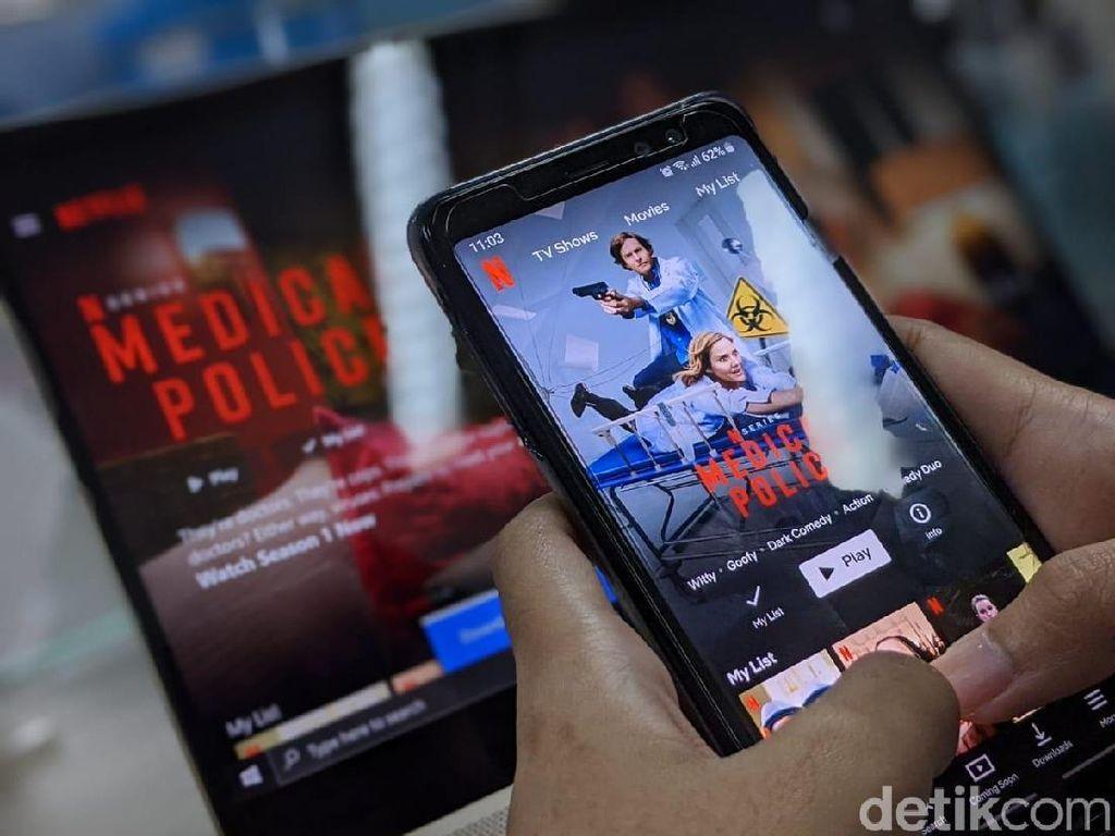 Wapres Maruf Amin Harapkan KPI Awasi Netflix Cs