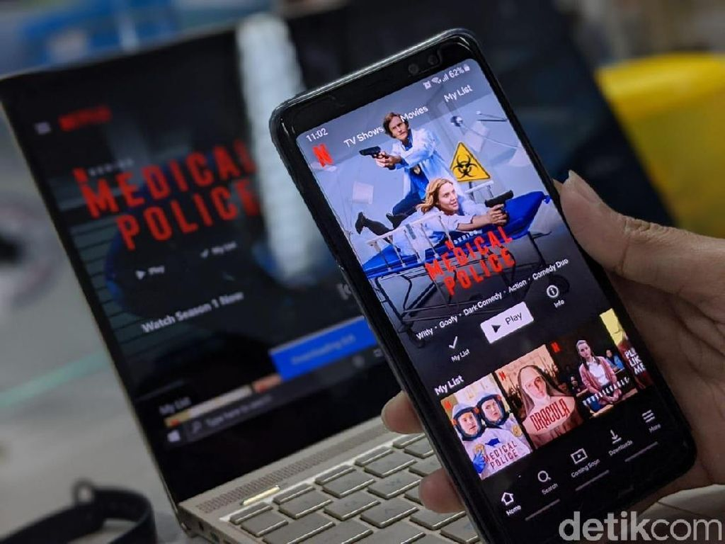 Pengguna Indihome Sudah Bisa Pakai Netflix?