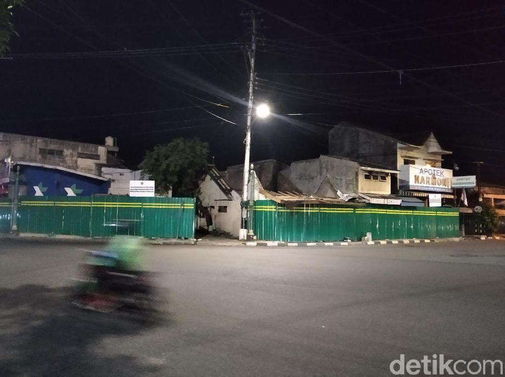 Pemda DIY Rekonstruksi Jokteng Lor Wetan Keraton Yogya