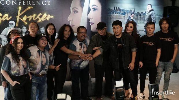 Rano Karno Antusias Sambut Konser 'Akhir Kisah Cinta Si Doel'