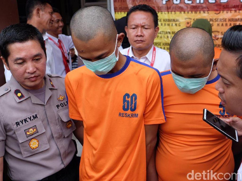 Detik-detik Aksi Horor Komplotan PSK Online Rampok-Bakar Pemuda
