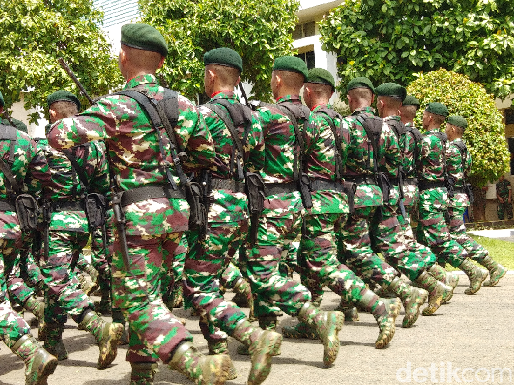 TNI Jamin Humanis Saat Disiplinkan Pelanggar Protokol COVID-19