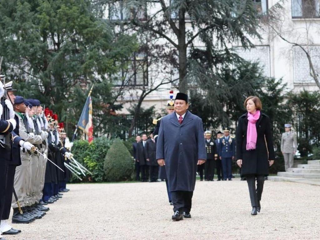 Gerindra ke PKS: Prabowo ke Luar Negeri Perintah Jokowi, Jangan Genit