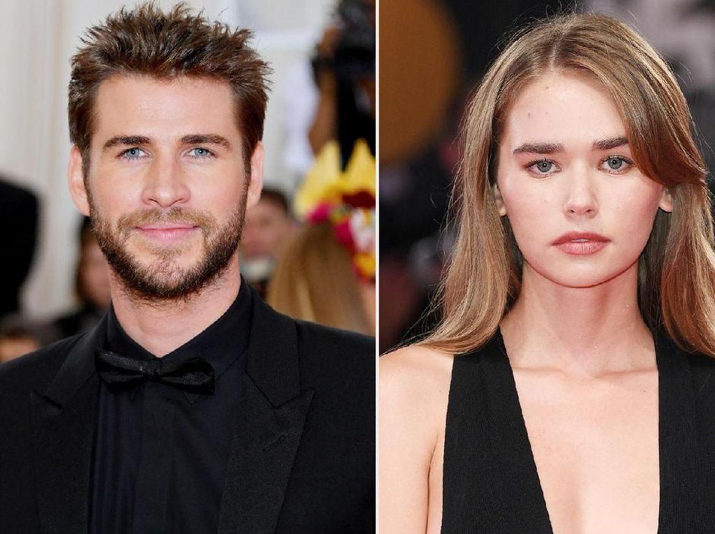 Move On! Liam Hemsworth Kasmaran Lagi Nih