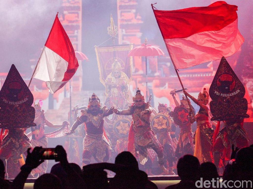 Doa Pendek Umur Jokowi-Megawati Tak Bikin Banteng Terprovokasi