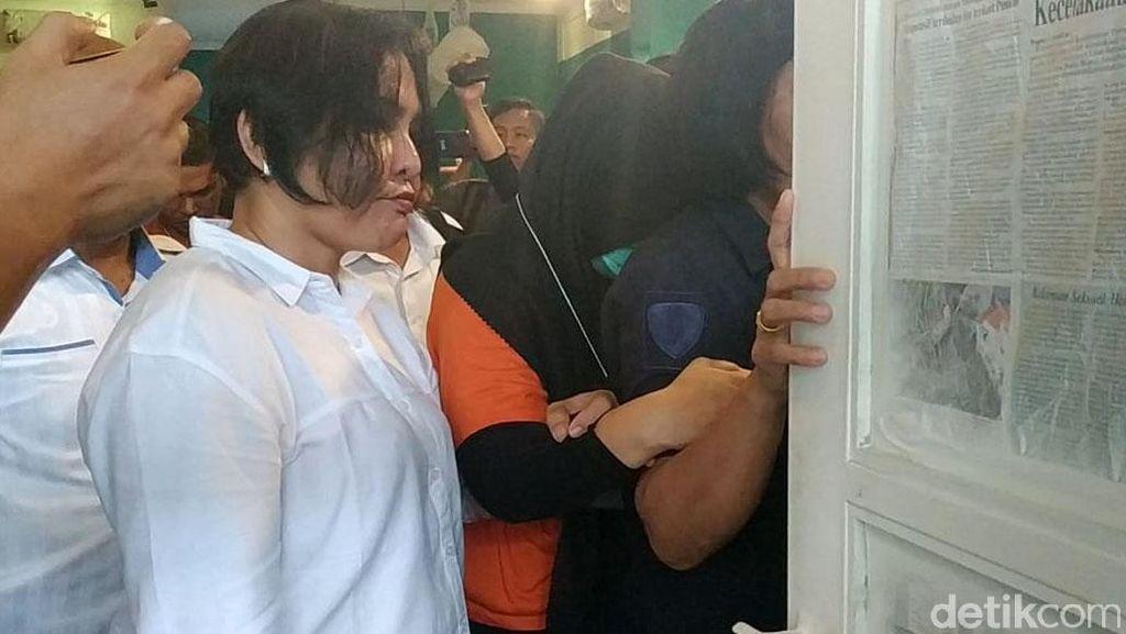 Pelaku Pembunuhan Hakim Medan Jalani Rekonstruksi