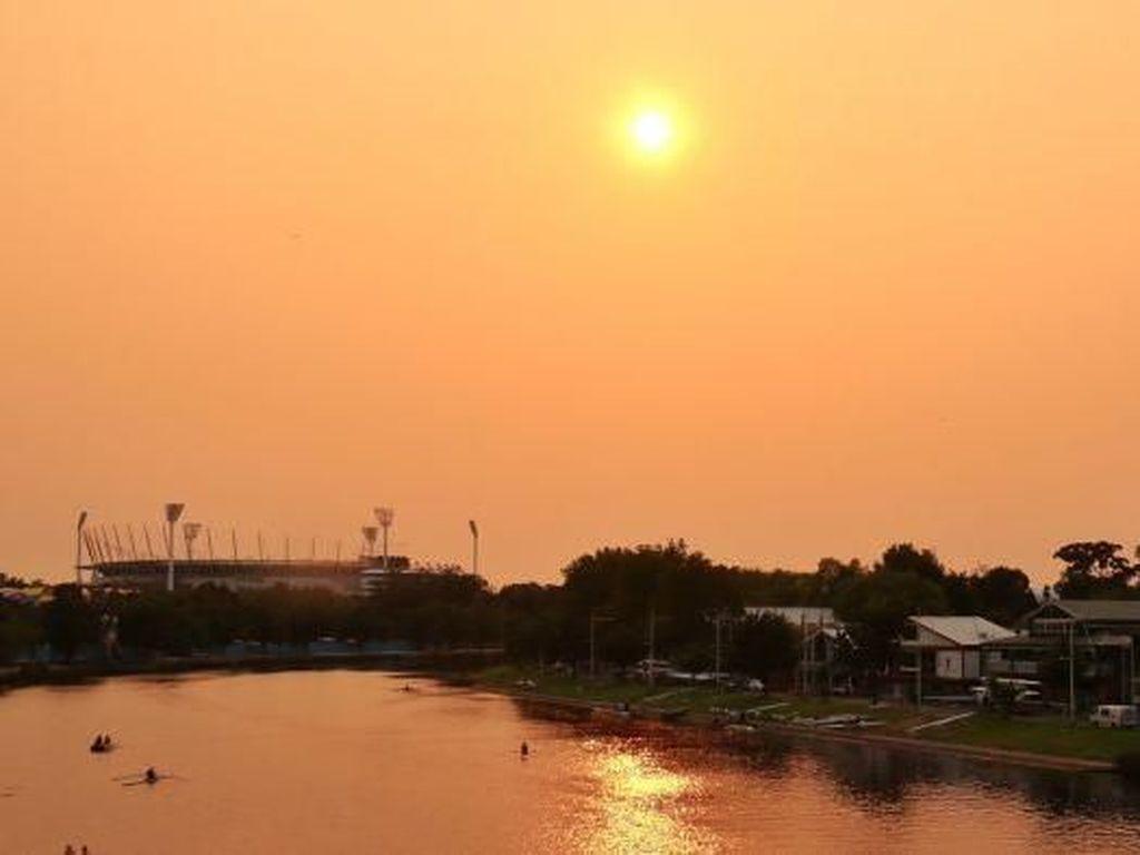 Udara di Permukiman Melbourne Berbahaya, Sedikit Lebih Baik dari India
