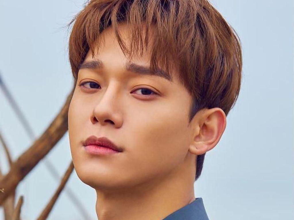 Baru Menikah dan Punya Anak, Chen EXO Umumkan Akan Segera Wamil