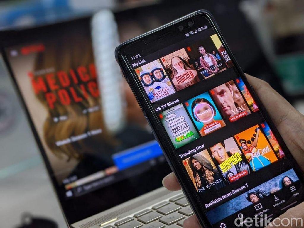 Netflix vs Operator Telekomunikasi: Benci tapi Rindu