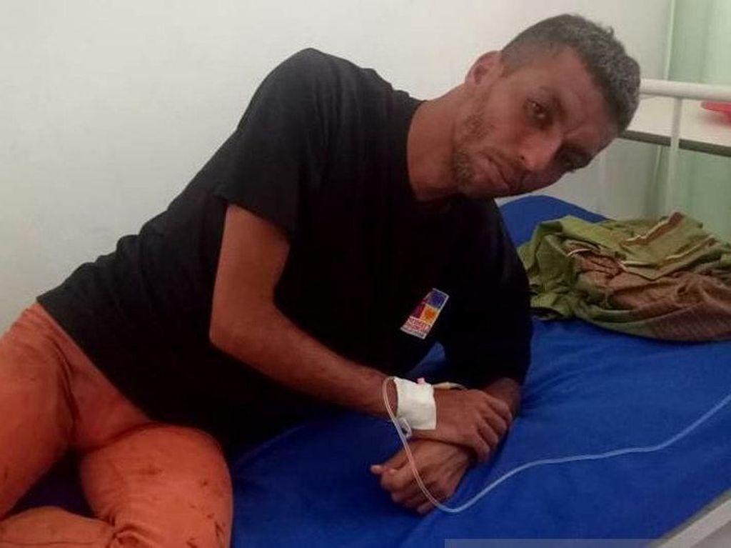 Mau Berenang ke Australia, WN Aljazair Nyaris Tenggelam di Laut Timor NTT