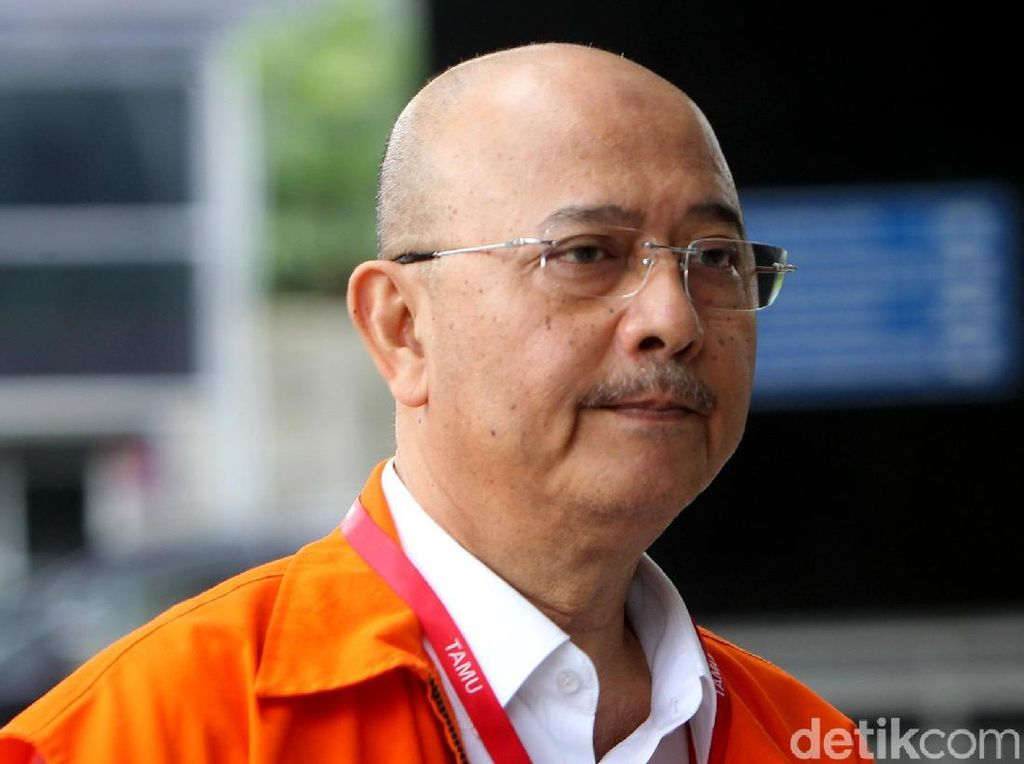 Batal Banding, Walkot Medan Nonaktif Dzulmi Eldin Terima Putusan 6 Tahun Bui