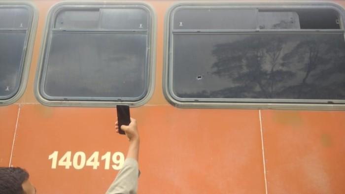 OTK Tembak Bus Karyawan Freeport, Polisi Pastikan Tak Ada Korban