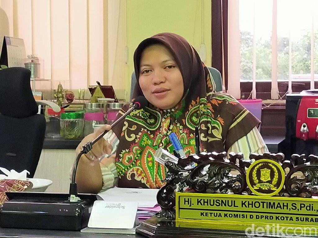 Sembilan Nama Jalan di Surabaya Resmi Berganti