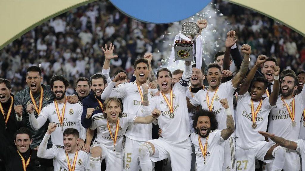 Foto: Jeddah, Kota yang Indah Tempat Real Madrid Juara
